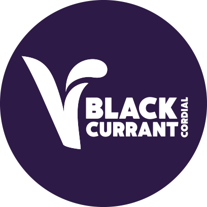 Concentrated Blackcurrant Flavour Soft Drink with Sugar and Sweeteners