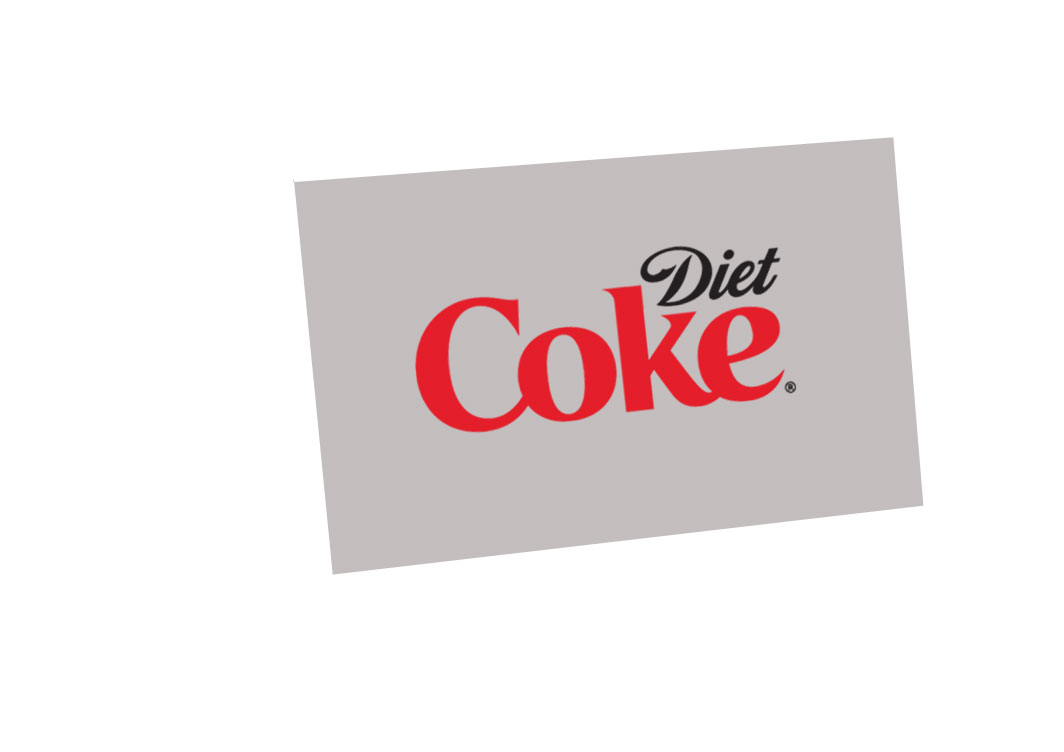 Diet Coke Screen