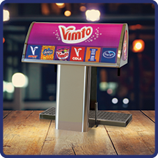 Vimto Tower 3000 Font